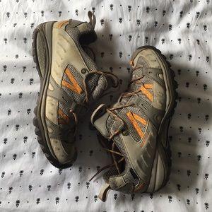 Merrell waterproof hiking shoes